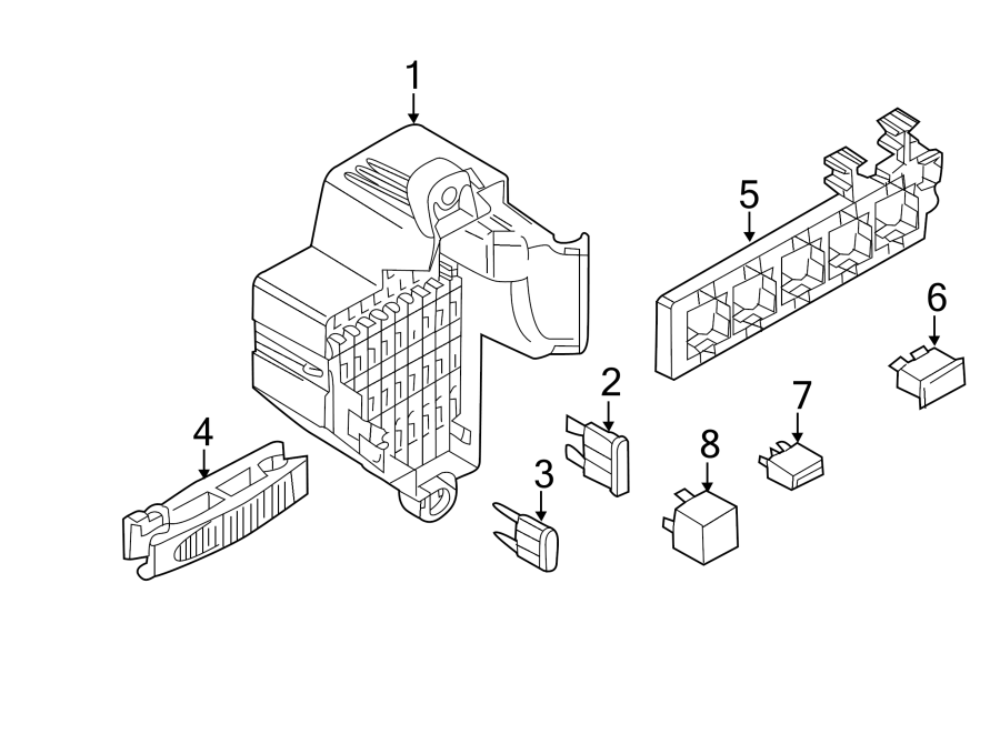 volkswagen passat se 1 8l m t relay audi volkswagen. Black Bedroom Furniture Sets. Home Design Ideas